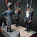 La revue : Infanterie légère - 1804-1812 PICT9338