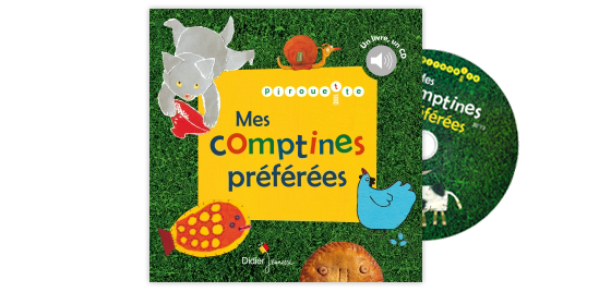 MES-COMPTINES-PREFEREES