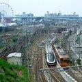 Kintetsu depot