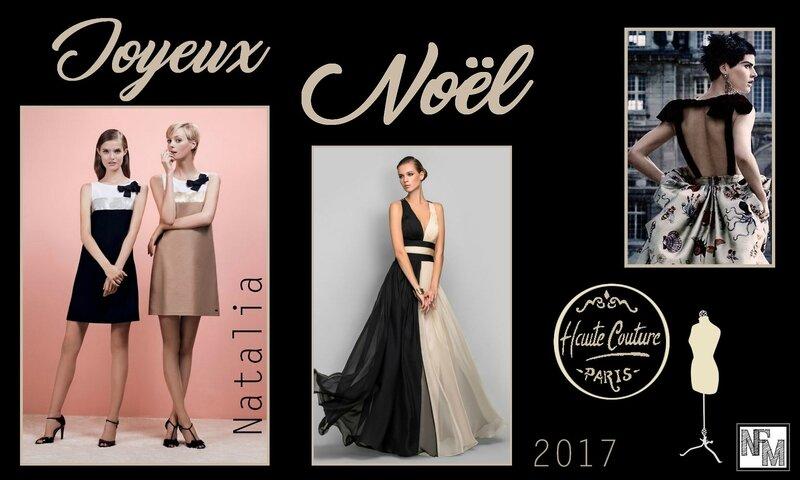 Carte Noël Natalia 2017