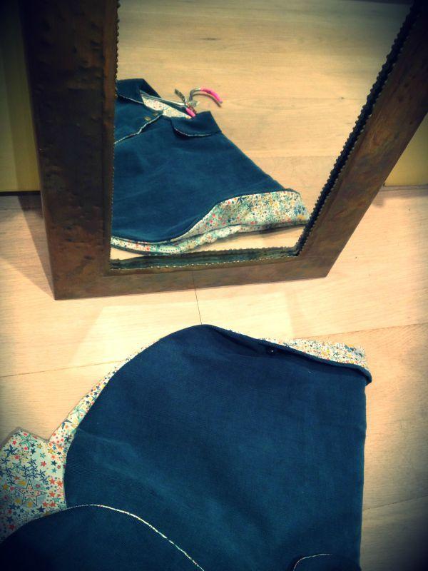 cape v miroir