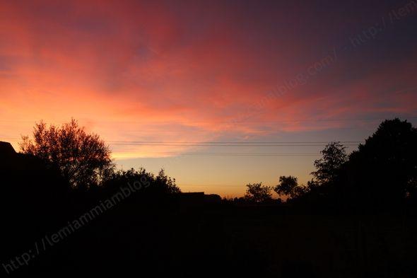 coucher de soleil 001 LE MIAM MIAM BLOG
