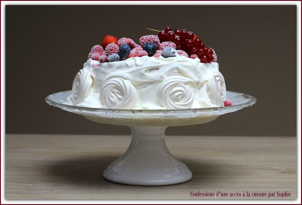 Vacherin fruits rouges 001