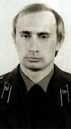 1991-Vladimir Poutine