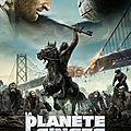 La planète des singes : l'affrontement (suite logique des inimitiés)