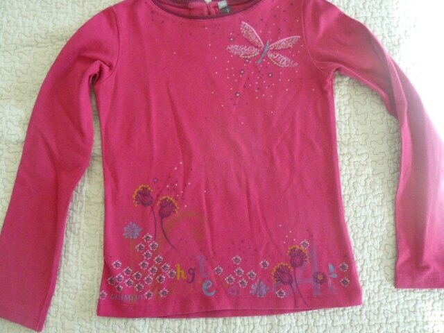 8ans fringues kids ( jupe pepe 10A et diesel taille7) 046