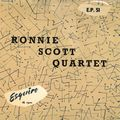 Ronnie Scott Quartet - 1953 - Ronnie Scott Quartet (Esquire)
