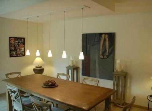 La d belge salle manger 8 posts 91 photos el 39 lef bien - Lampe au dessus d une table ...