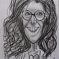 Sourire et caricature