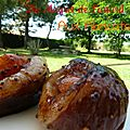 Brochettes de Magret de Canard aux Abricots