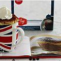 Mug cake pépites de chocolat et poires...un délice fait en 2 temps et 3 mouvements!