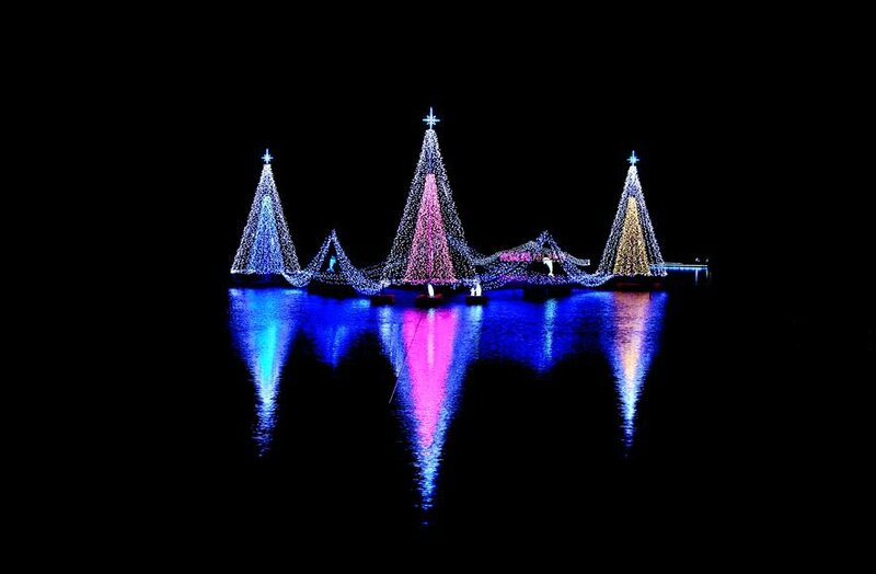 Illumination-on-the-water
