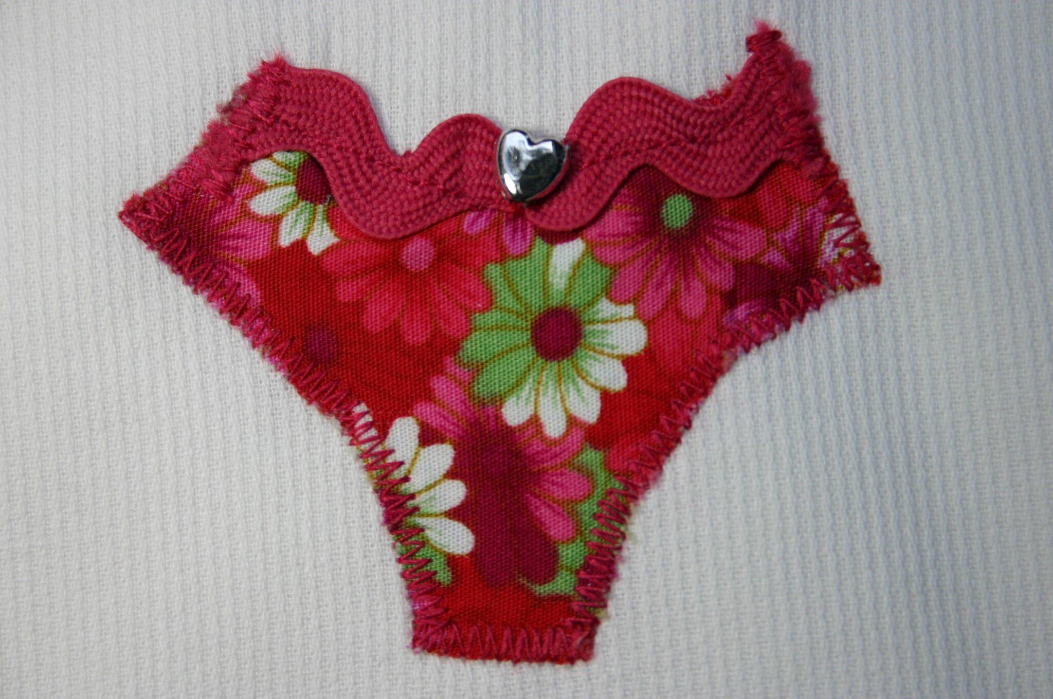 Exceptionnel Tuto de la pochette à lingerie. - naniecousette HZ56