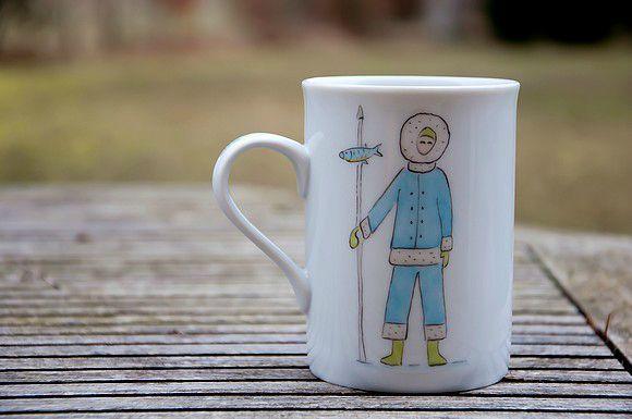 mug amoureux transi