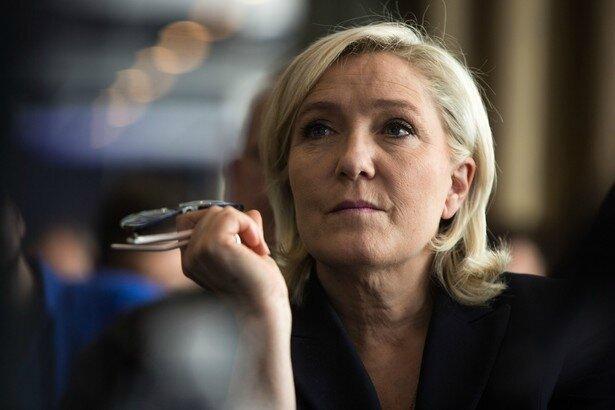 Marine Le Pen juin 2016