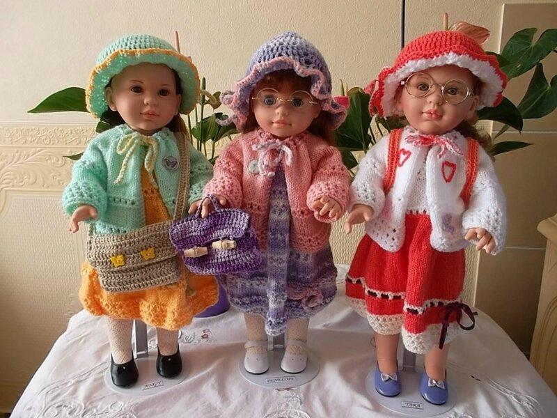 Tara, Pénélope, & Angy sont prête pour la rentré