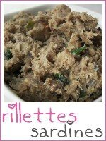 rillettes sardines - index