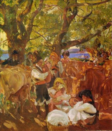 sorolla_Galicia_la_romer_a_1915_Collection_Hispanic