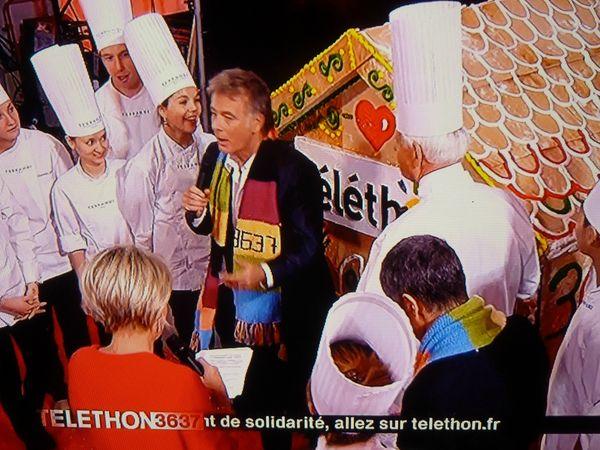 Direct Téléthon 34