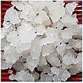 Rituel de sel de protection et de desenvoutement
