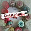 Concours ! tuto à gagner !