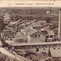 L'usine de tanin de folelli