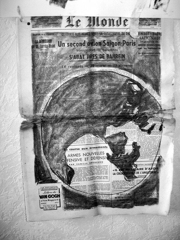 le monde de 1950