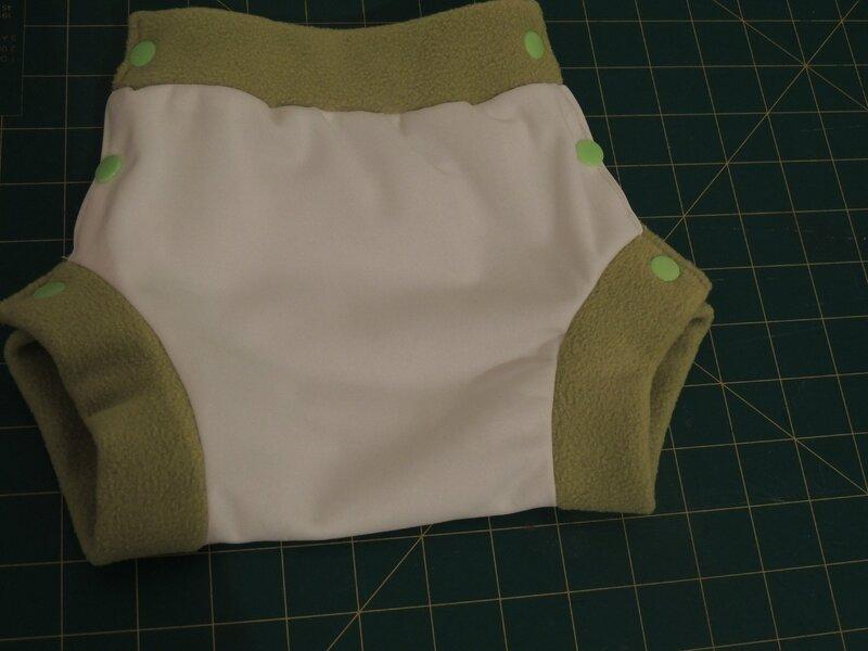 Assez Faire un shorty de protection (couche lavable) - Ma life de Mum de  YG65