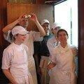 Les cuisiniers du Royal Barrière