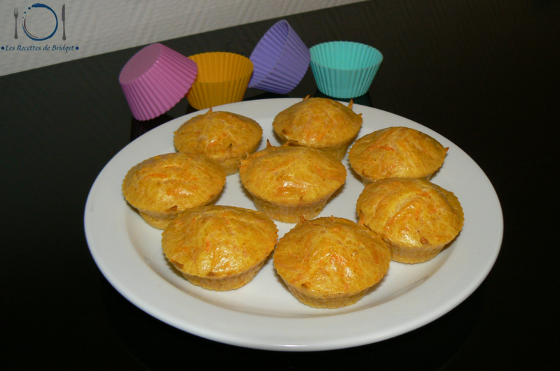 MUFFINS CAROTTES & CURRY