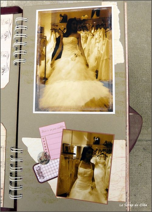 Mini robe de marié 58