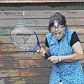 21 juin 2017 : lucienne et le tennis