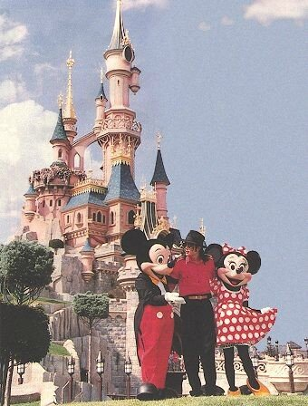 Michael Jackson et Disneyland Paris