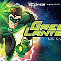 Green Lantern animes sur France 4