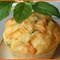 Petits pains moelleux au saumon