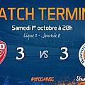 Les buts dijon - montpellier résumé vidéo (3-3) | 8éme journée de ligue 1