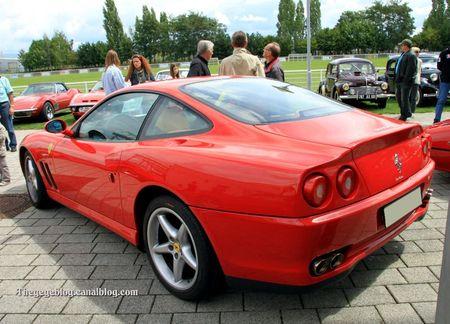 Ferrari maranello de 1998 (Alsace Auto Retro Bartenheim 2011) 02