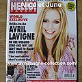 Hello! Canada magazine (27 mai 2013)