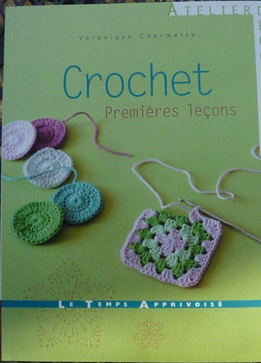 Crochet premières leçons