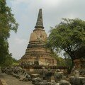 Ayutthaya, ancienne capitale royale