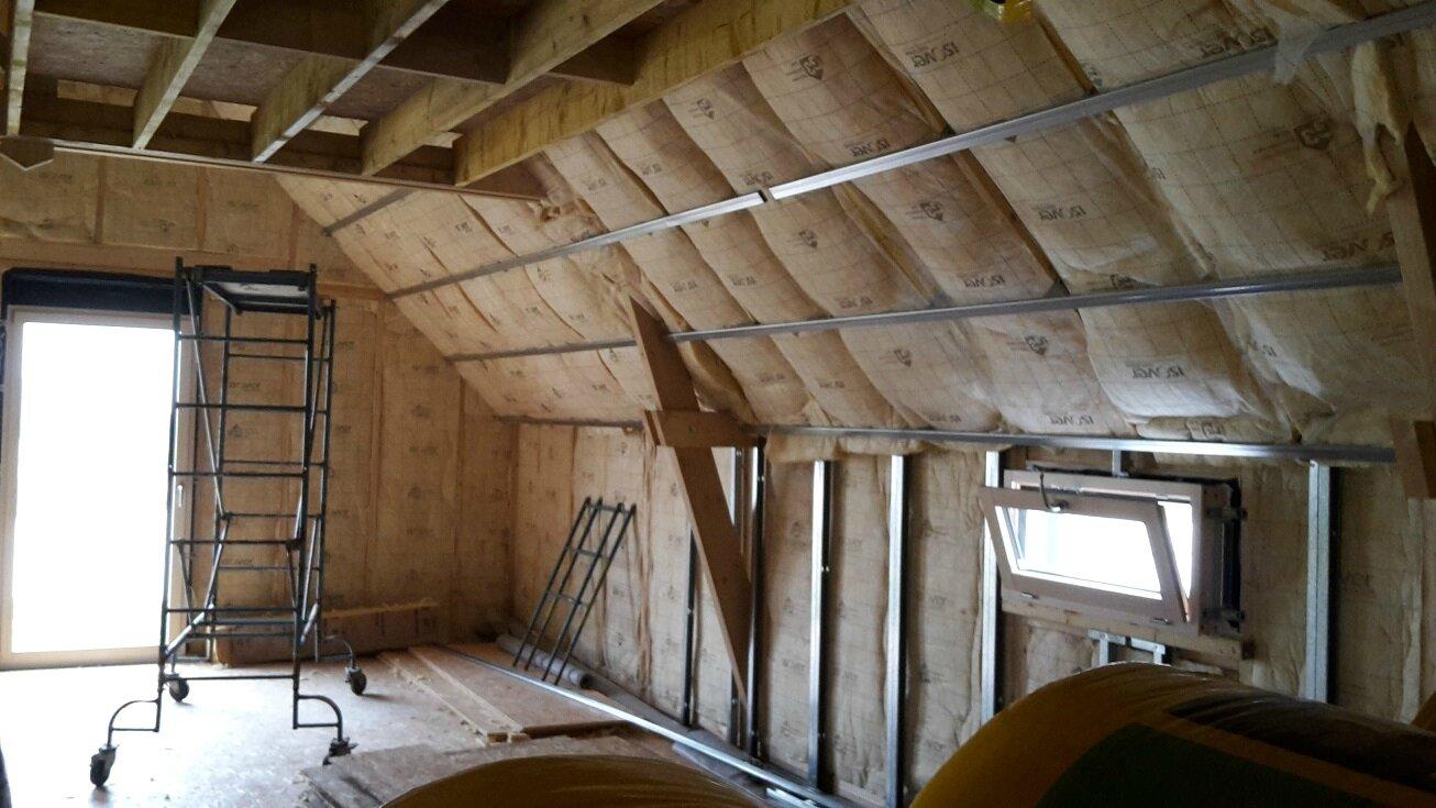 La petite maison en bois page 8 la petite maison en bois - Densite de la laine de verre ...