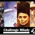 Challenge milady de setsuka