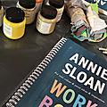 Annie sloan à paris'