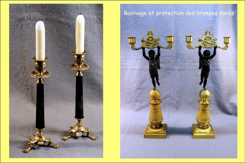 la-lampisterie-1900-restauration-bougeoirs-chandeliers-Atelier2