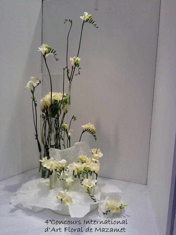 concours international d 39 art floral mazamet la. Black Bedroom Furniture Sets. Home Design Ideas