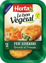 PAVE GOURMAND_LE BON VEGETAL_HERTA