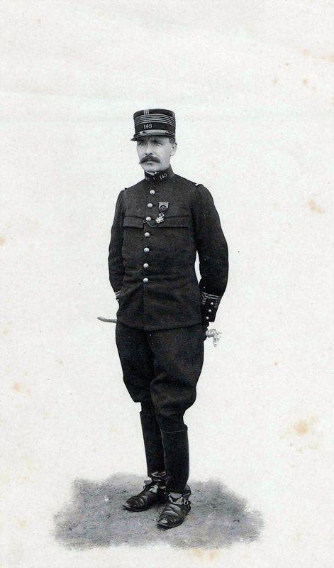 Le colonel RADIGUET