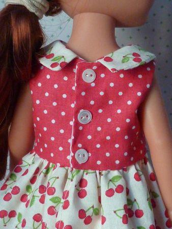 robe cerise 024