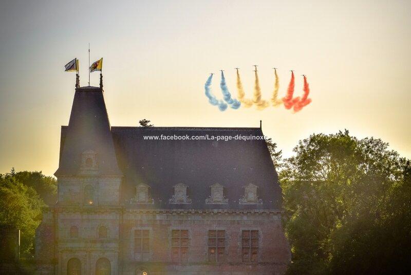 Puy du Fou 40ans Patrouille de France alb 1 (1)