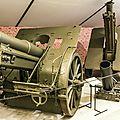 §§- obusier de 15cm m14 austro-hongrois à lesany, république tchèque